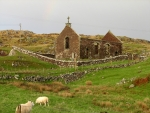 Old Church of Stoer, Scotland