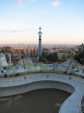 Twilight on Park Güell