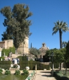 The Alcazar of Cordoba